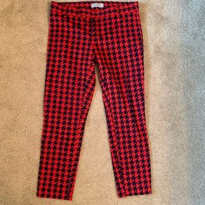 GAP slim cropped stretch  size 4 NWOT